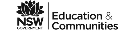 New South Wales Education and Communities logo